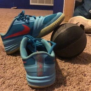Kobe's Blue and Red